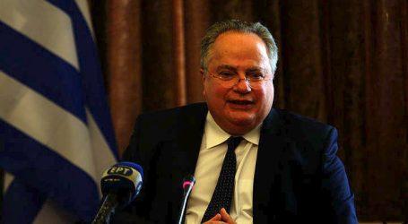 Κοτζιάς: «Το Μακεδονία – Σκόπια» το είχαν υιοθετήσει οι προηγούμενες κυβερνήσεις