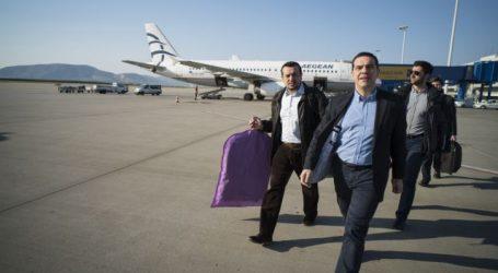 Με προσφυγικό και Πρέσπες ο Τσίπρας στον ΟΗΕ
