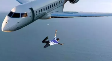 Γιατί στα αεροπλάνα δεν υπάρχουν αλεξίπτωτα