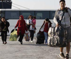 Γερμανία: Δήμαρχοι δέκα πόλεων ζητούν από την Μέρκελ να φιλοξενήσουν πρόσφυγες από τη Μόρια