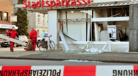 Συμβαίνει και αλλού: Επιδημία οι ανατινάξεις ΑΤΜ (και) στη Γερμανία