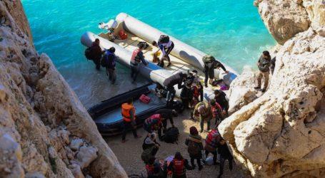 Λέμβοι με μετανάστες επιστρέφουν στην Τουρκία- Δεν κατάφεραν να φθάσουν στα ελληνικά νησιά