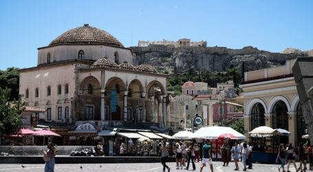 """Υμνοι Bloomberg για την Ελλάδα και τη διαχείριση του κορονοϊού: """"Είναι τώρα ο πιο ασφαλής προορισμός"""""""