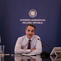 Οργή Μητσοτάκη στη Σύνοδο: Παράδοξο να μιλάμε για κυρώσεις στη Ρωσία και να μη συζητάμε για την τουρκική προκλητικότητα