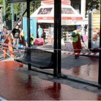 Εργα στο Σύνταγμα για τον Μεγάλο Περίπατο - Μπουλντόζες στην πλατεία - Τι αλλάζει στις μετακινήσεις