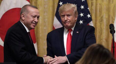 Δημοσίευμα σοκ για τη σχέση Τραμπ-Ερντογάν – Μύδροι κατά του «πλανητάρχη»