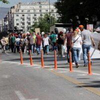 Μόνο τον Ιούνιο έγιναν στην Αθήνα 53 διαδηλώσεις: Κλειστό το κέντρο κάθε μέρα 2 φορές- Ερχεται νομοσχέδιο