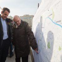 Παρουσία Μητσοτάκη η παράδοση της επέκτασης του μετρό στη Νίκαια – Οι αλλαγές στον συγκοινωνιακό χάρτη