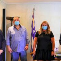 Ποια εταιρεία επενδύει στην Κόρινθο και θα παράγει 10 εκατ. μάσκες τον μήνα;