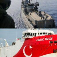 Σε επιφυλακή οι Ελληνικές Ένοπλες Δυνάμεις- Ο Ερντογάν ετοιμάζει προκλητική απάντηση στη συμφωνία Ελλάδας - Αιγύπτου με έξοδο του ORUC REIS