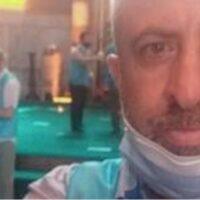 Ο μουεζίνης Οσμάν Ασλάν πέθανε από ανακοπή καρδιάς μέσα στην Αγιά Σοφιά