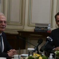 Εκπρόσωπος Ζοζέπ Μπορέλ: Ετοιμάζουμε νέες κυρώσεις κατά της Τουρκίας