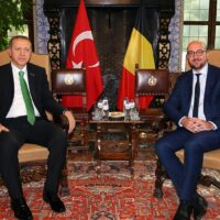 Μισέλ σε Ερντογάν: «Η ΕΕ στέκεται πλήρως στο πλευρό της Ελλάδας και της Κύπρου»