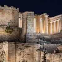 Αλλάζει ο φωτισμός της Ακρόπολης: Εγκαίνια την Τετάρτη με Σακελλαροπούλου και Μητσοτάκη [εικόνες - βίντεο]