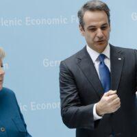 Οι όροι Μητσοτάκη για επανέναρξη διαλόγου - Πυρετώδεις διεργασίες από Μέρκελ