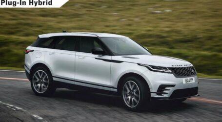 Nέο Range Rover Velar PHEV