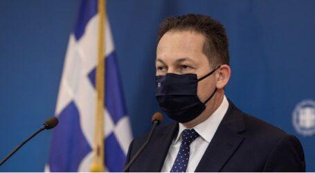 """Στέλιος Πέτσας: """"Τελεσίγραφο"""" 48 ωρών για Θεσσαλονίκη και Σέρρες- Αν συνεχιστούν τα κρούσματα θα μπούν σε lockdown"""