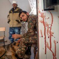 Το Αζερμπαϊτζάν βομβάρδισε στρατιωτικό νοσοκομείο στο Ναγκόρνο Καραμπάχ