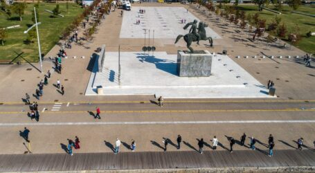 Κορωνοϊός – Σοκ στη Θεσσαλονίκη: Θετικό μεγάλο ποσοστό των rapid test του ΕΟΔΥ