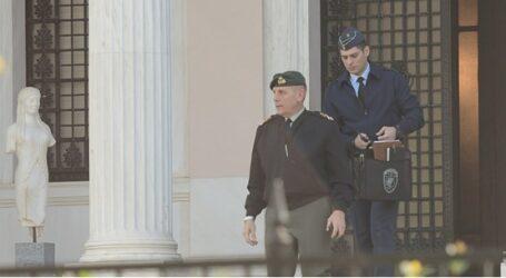 Oruc Reis- Αποκάλυψη: Μυστική συνάντηση Μητσοτάκη με τους αρχηγούς των Ενόπλων Δυνάμεων
