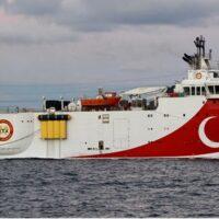 Oruc Reis: Πλέει στα 12 ναυτικά μίλια από το Καστελόριζο - Συναγερμός στις Ένοπλες Δυνάμεις