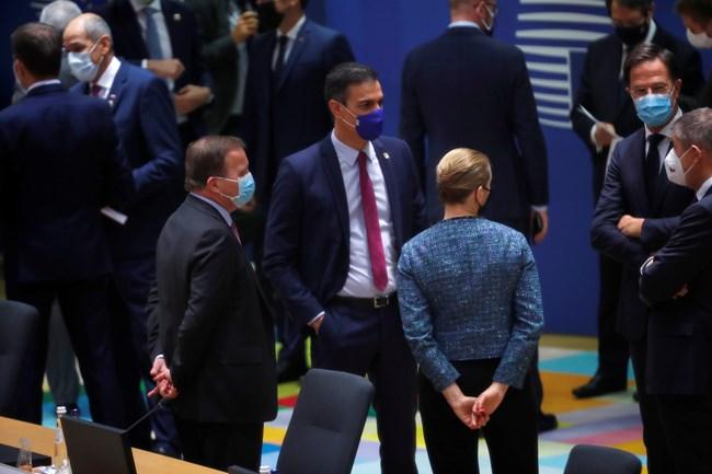 "Reuters - Σύνοδος Κορυφής: Ελλάδα και Κύπρος πιέζουν να σταλεί ""τελεσίγραφο"" στην Τουρκία"