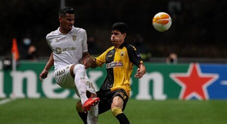 Μπράγκα – ΑΕΚ 3-0: Με κάτω τα χέρια