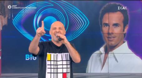 «Καλό μεσημεράκι»: Οι ανεπανάληπτες προτάσεις του Νίκου Μουτσινά για το Big Brother