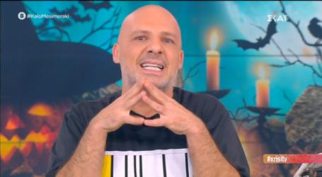 Νίκος Μουτσινάς: Ξέσπασε για τις κακοήθεις επιθέσεις που δέχεται στο Ιnstagram