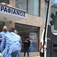 Αυτές είναι οι δύο ιδιωτικές κλινικές που επιτάχθηκαν στη Θεσσαλονίκη - Ξεκίνησε η μεταφορά ασθενών [εικόνες]
