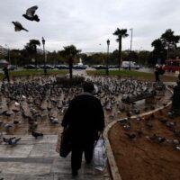 Ασφυκτική η πίεση λόγω κορονοϊού στη Θεσσαλονίκη