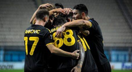 Ζόρια – ΑΕΚ 1-4: Τα highlights της εμφατικής νίκης της Ένωσης