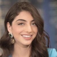 Ειρήνη Καζαριάν: Η δημόσια ερωτική εξομολόγηση στον σύντροφό της