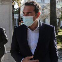 """Οι 2 τελευταίες """"γκάφες"""" του Αλέξη Τσίπρα: Για τη Θεσσαλονίκη και τα εμβόλια"""