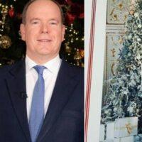 Πριγκίπισσα Σαρλίν: Στο παλάτι με ξυρισμένο κεφάλι, ένα σκουλαρίκι και πουκάμισο Prada
