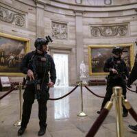 Αστυνομικός του Καπιτωλίου έγινε ο πέμπτος νεκρός της εισβολής οπαδών του Ντόναλντ Τραμπ