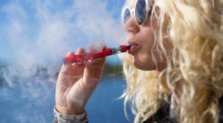 Ανησυχητικά τα νέα ευρήματα για το ηλεκτρονικό τσιγάρο