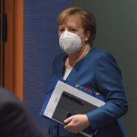 Βόμβα Μέρκελ: Ως τις αρχές Απριλίου το lockdown - Φόβος για δεκαπλάσια κρούσματα λόγω της μετάλλαξης του κορονοϊού