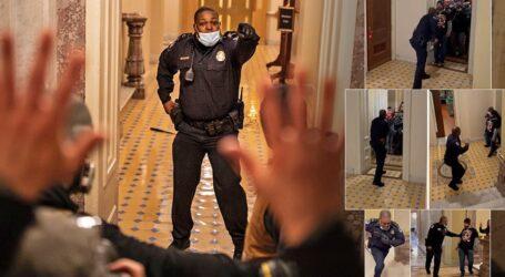 Εισβολή στο Καπιτώλιο: Ο «ήρωας» αστυνομικός που προτάθηκε για το «Χρυσό Μετάλλιο του Κογκρέσου»