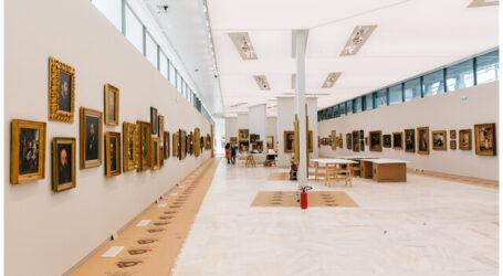 Η ανακαινισμένη Εθνική Πινακοθήκη μέσα από 10 φωτογραφίες