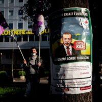 """Διπλωματική κρίση Ιταλίας - Τουρκίας μετά τη δήλωση Ντράγκι πως ο Ερντογάν είναι """"δικτάτορας"""""""
