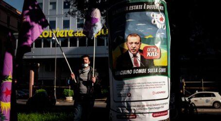 """Διπλωματική κρίση Ιταλίας – Τουρκίας μετά τη δήλωση Ντράγκι πως ο Ερντογάν είναι """"δικτάτορας"""""""