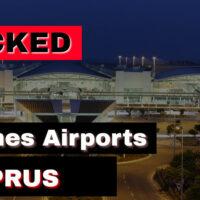 Κυβερνοεπίθεση στο Αεροδρόμιο Λάρνακας hermesairports.com από τον RootAyyildiz!