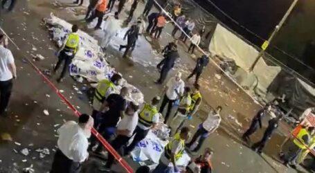 Τραγωδία στο Ισραήλ: Δεκάδες νεκροί σε θρησκευτικό προσκύνημα – Πάνω από 100 τραυματίες