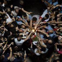 Live - Ιεροσόλυμα: Η τελετή αφής του Αγίου Φωτός