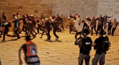 Πάνω από 180 τραυματίες στις συγκρούσεις Παλαιστινίων και ισραηλινής αστυνομίας στην Ιερουσαλήμ