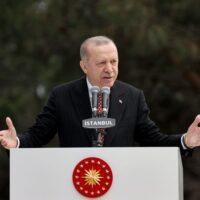 Και ξαφνικά ο Ερντογάν δηλώνει «αποφασισμένος» υπέρ της ένταξης της Τουρκίας στην ΕΕ