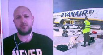 Μαρτυρία έλληνα επιβάτη στην πτήση της Ryanair: Υπήρχαν πράκτορες στο αεροσκάφος