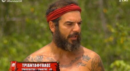 Survivor: Νέα «βόμβα» – Ο Τριαντάφυλλος ζήτησε να φύγει αλλά δεν τον πίστεψε κανείς – Εξοργίστηκε ο Κόρομι με τα λόγια του