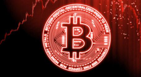 Bitcoin: Ξανά κάτω από τα 40.000 δολάρια